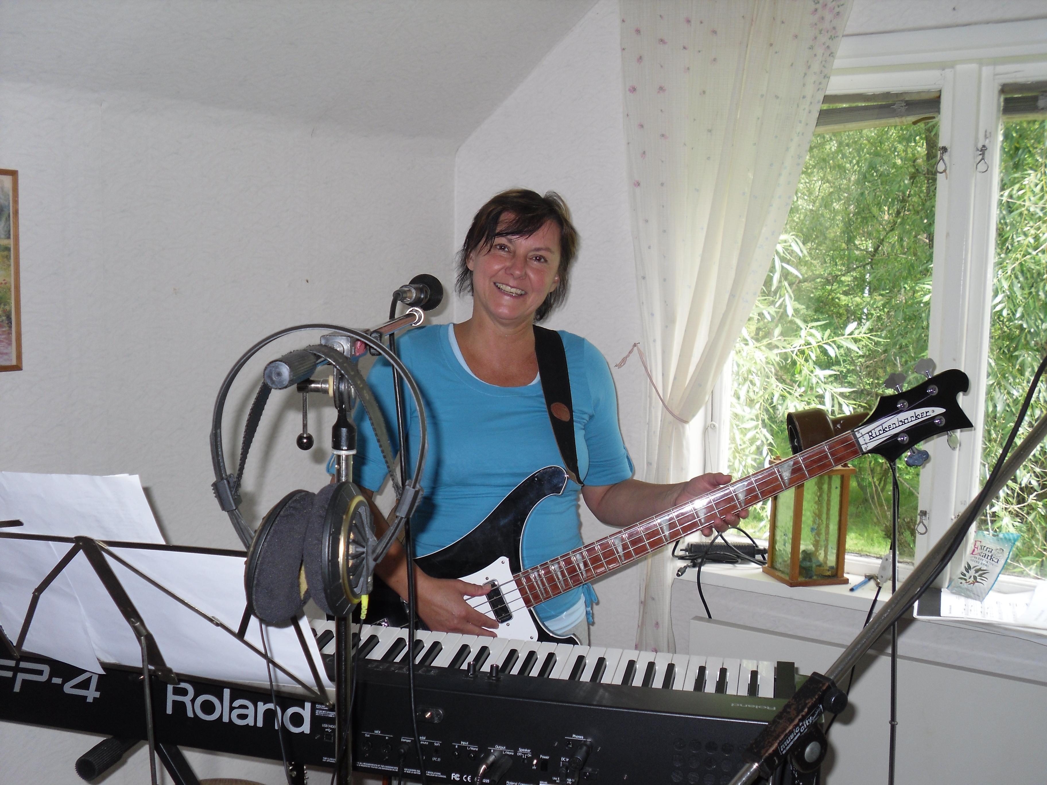 Nordic Sunset - Instrumente